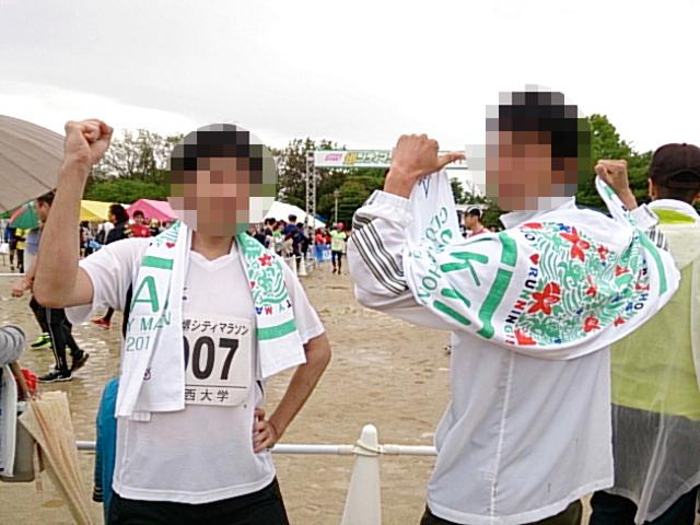 2014堺シティマラソンに参加