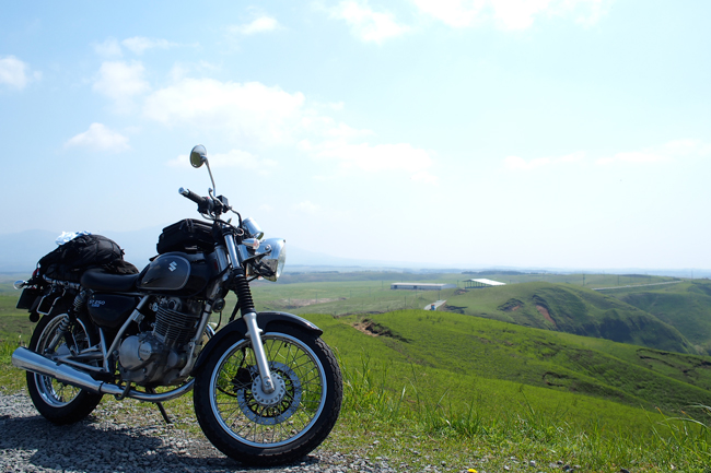 ST250 in 大観峰