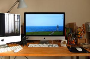 iMac Retina 5kディスプレイモデルが出たから…