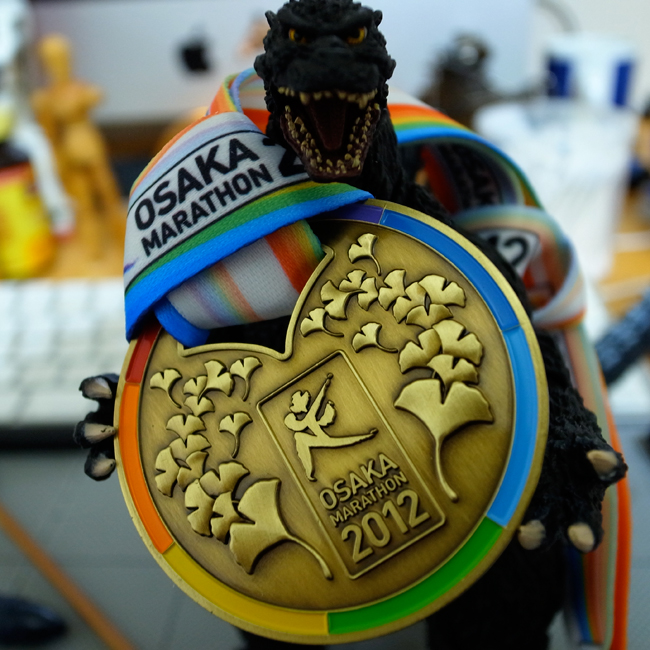 第5回大阪マラソン2015 抽選結果発表!