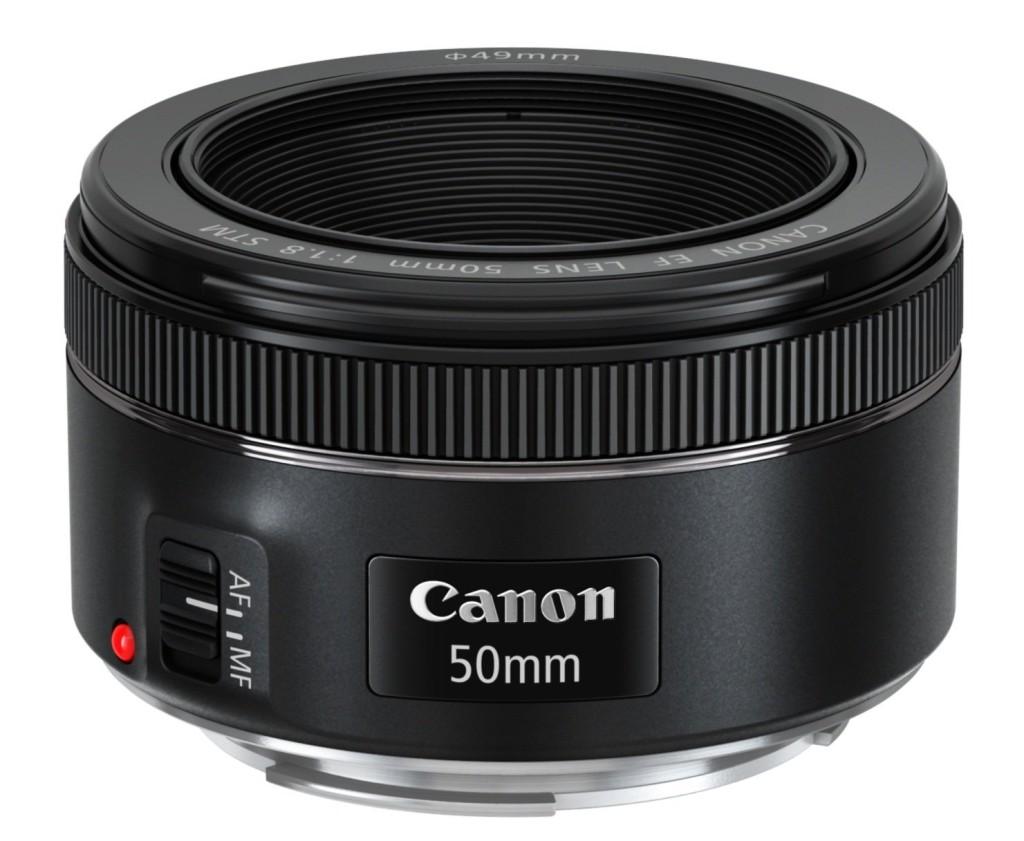 あの撒き餌レンズがリニューアル! Canon 単焦点レンズ EF50mm F1.8 STM 発売