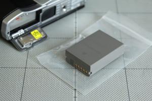 OM-Dの予備充電池 BLN-1購入