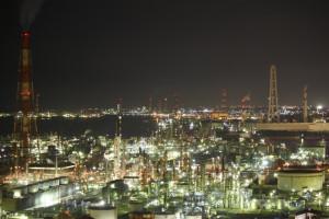 工場萌え 〜四日市工場夜景2〜