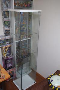 IKEAのコレクションケース DETOLF(デトルフ)を購入!
