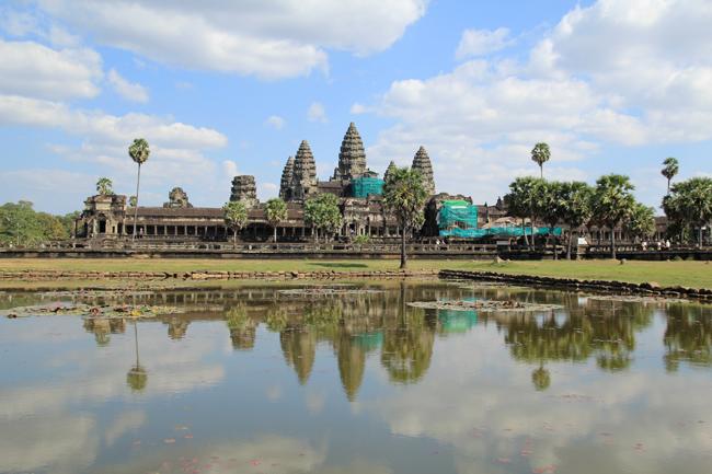 初めての海外一人旅にオススメ! カンボジア遺跡巡りの旅