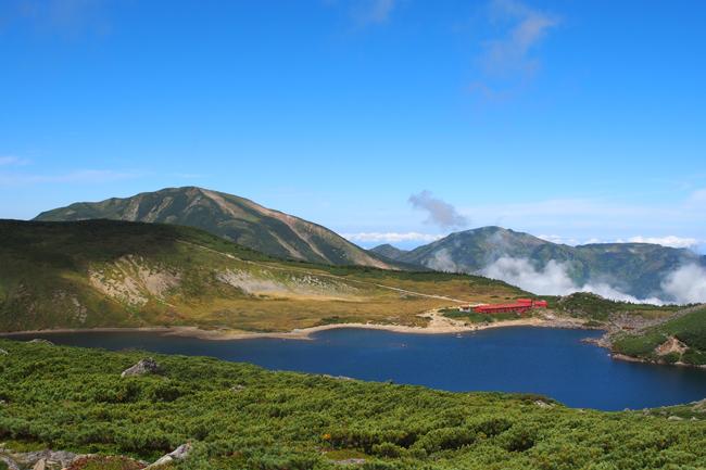 初めての北アルプスへ! 日本百名山 白馬岳(栂池ルート)に登ってきた 前編