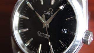 best authentic 390c7 fc5af 腕時計のベルトをメタルバンドから革ベルトへ交換|トレジログ