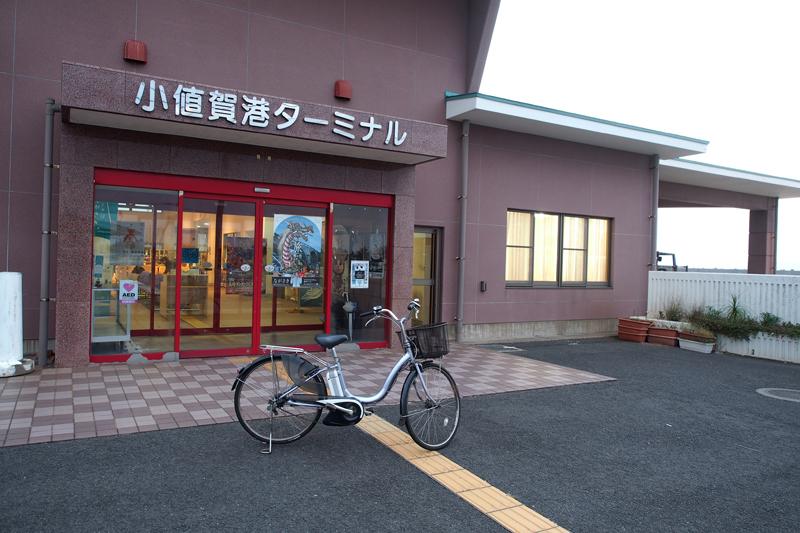 長崎県五島列島 小値賀島周遊サイクリング