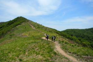 比良山系最高峰 滋賀県 武奈ヶ岳に登ってきた