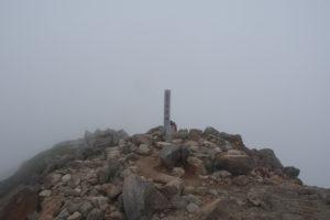 今年で開山1300年を向かえる日本三名山 白山に登ってきた 後編