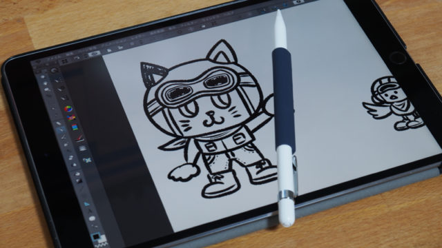 iPad ProとApple Pencil