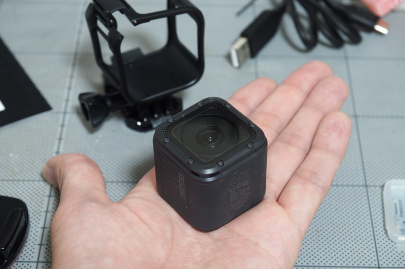 GoPro HERO5 Session 購入