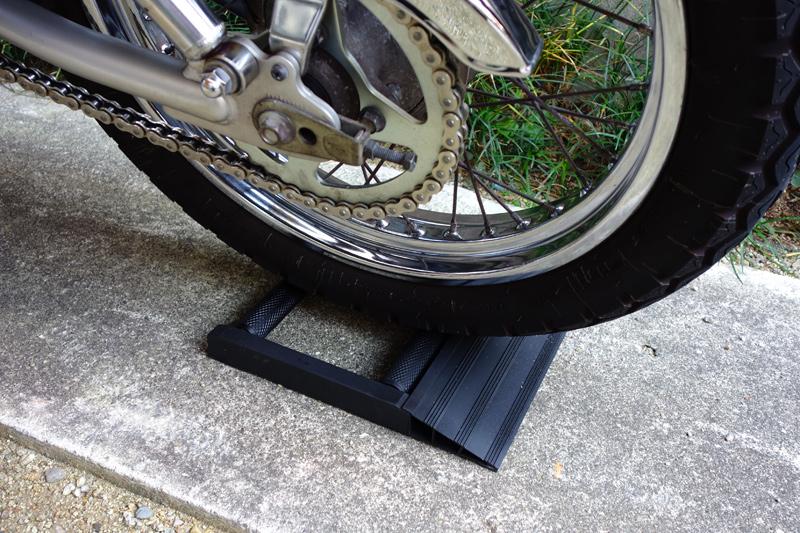 バイク用メンテナンスローラスタンド
