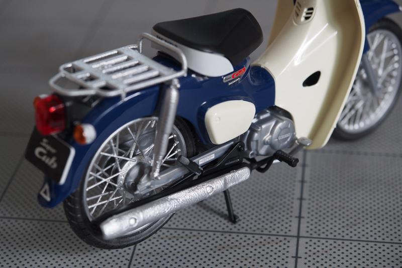 フジミ模型 1/12 NEXTシリーズ No.1 ホンダ スーパーカブ110