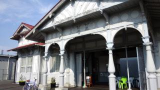 GIOS MIGNON in 浜寺公園駅旧駅舎