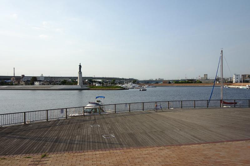 GIOS MIGNON in 堺旧港