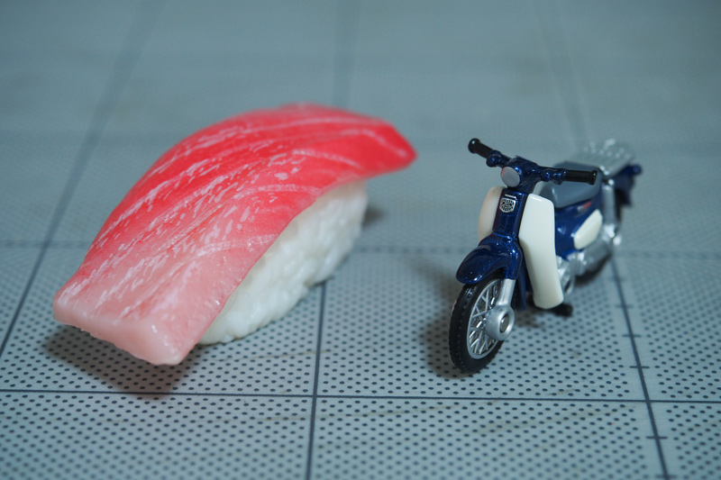 トミカ No.87 ホンダ スーパーカブ