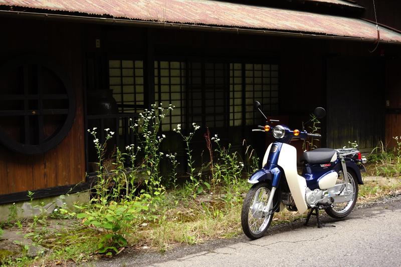 スーパーカブ110(JA44)