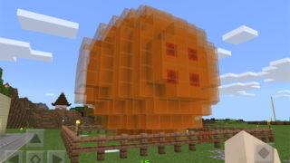 マインクラフトで四星球ハウスを建築