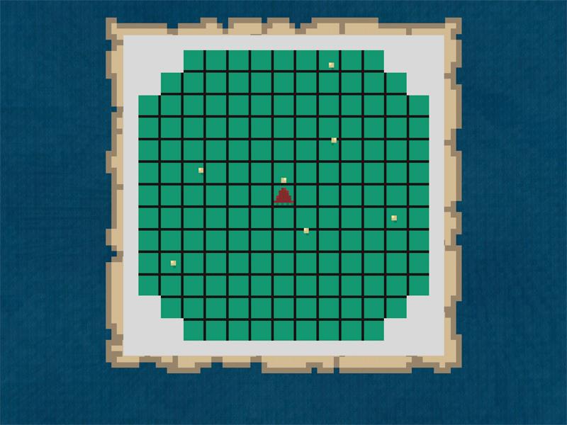 マインクラフトの地図でドラゴンレーダーを作る